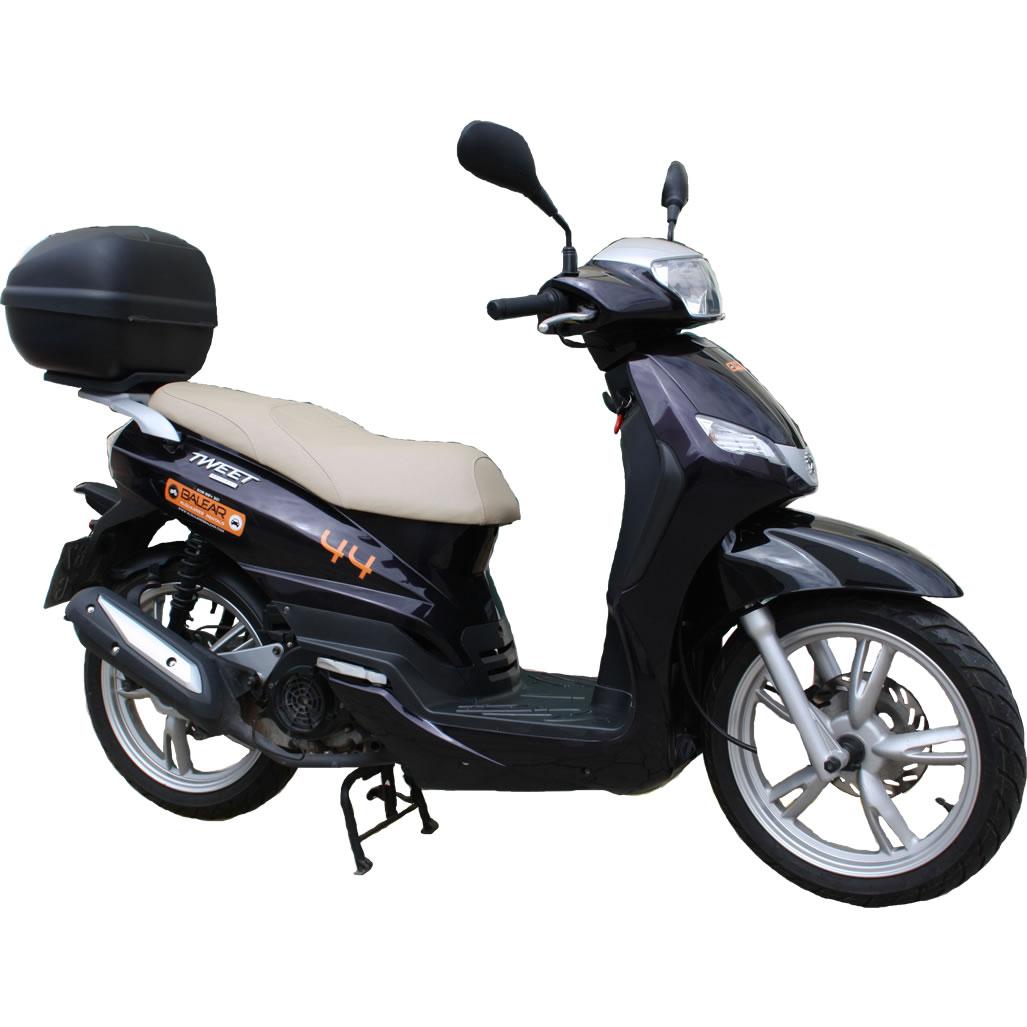 moto peugeot tweet pro 125cc